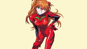 Asuka Langley Souryuu Wallpaper