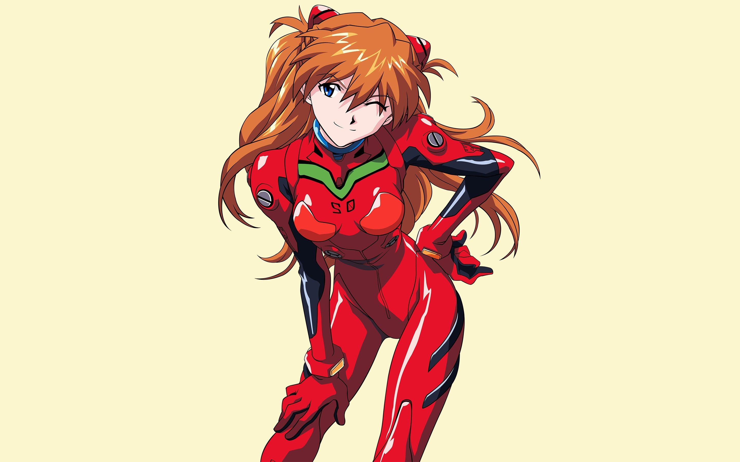 Asuka Langley Souryuu