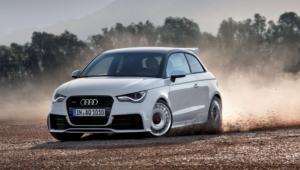 Audi A1 4k
