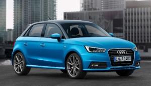 Audi A1 Photos