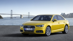 Audi A4 Widescreen