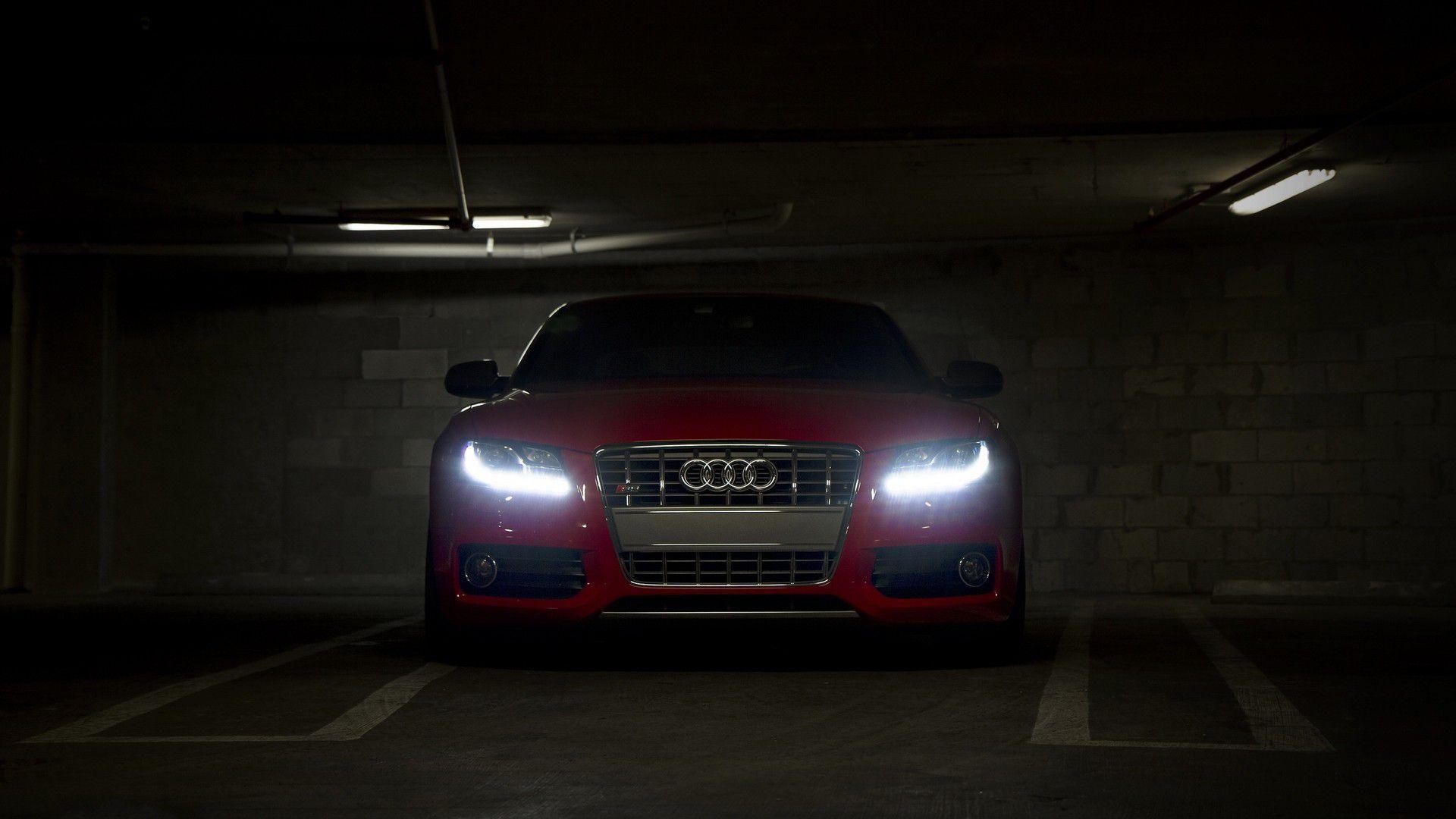 Audi A4 For Desktop