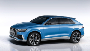 Audi Q8 2018 High Definition Wallpapers