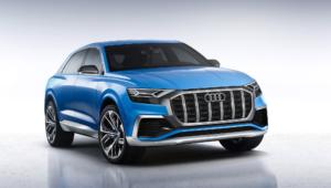 Audi Q8 2018 Images