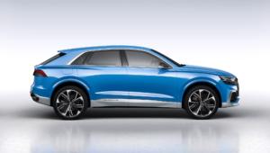 Audi Q8 2018 Pictures