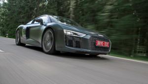 Audi R8 V10 Images