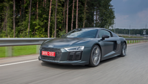 Audi R8 V10 Wallpapers