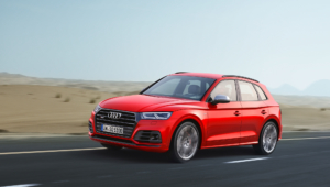 Audi Sq5 Photos