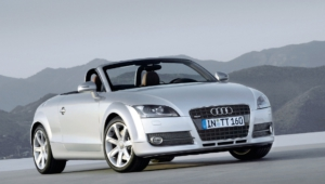 Audi Tt Roadster Background
