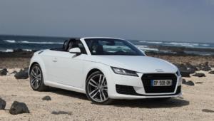 Audi Tt Roadster Desktop