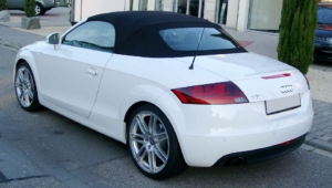Audi Tt Roadster Hd Desktop