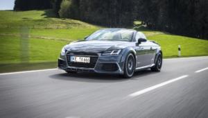 Audi Tt Roadster Pictures