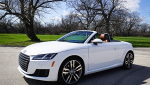 Audi Tt Roadster Wallpaper