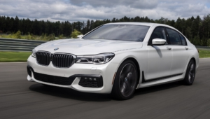 Bmw 7 Series Widescreen
