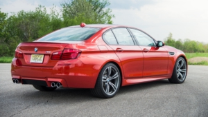 Bmw M5 High Definition
