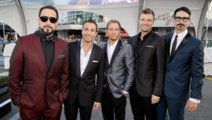 Backstreet Boys Desktop