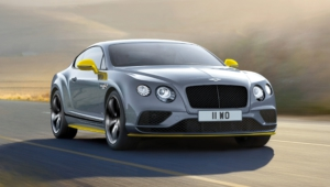Bentley Continental Gt Background