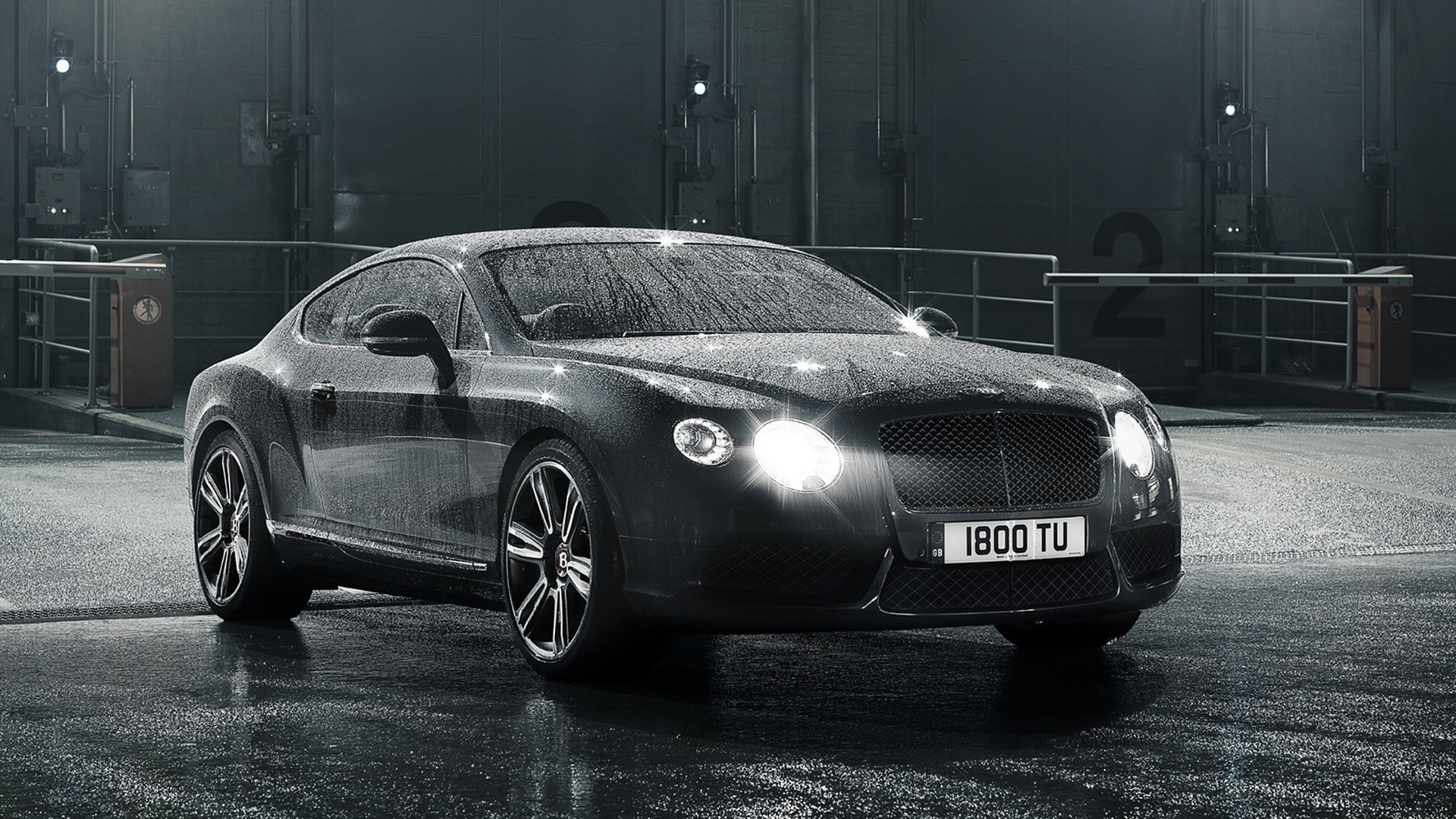 Bentley Continental Gt Computer Wallpaper