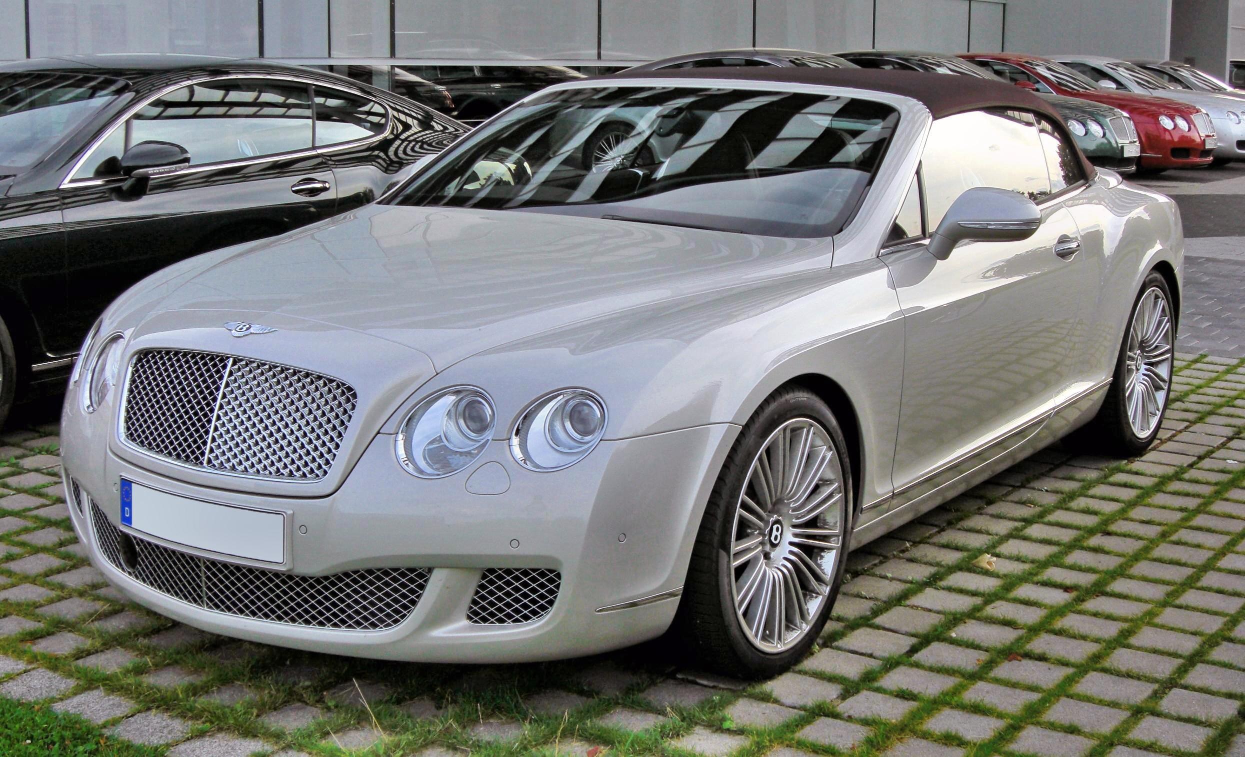 Bentley Continental Gt Hd Desktop