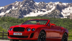 Bentley Continental Gt For Desktop