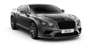 Bentley Continental Supersports Photos