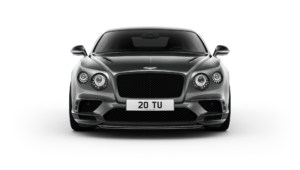 Bentley Continental Supersports Pictures