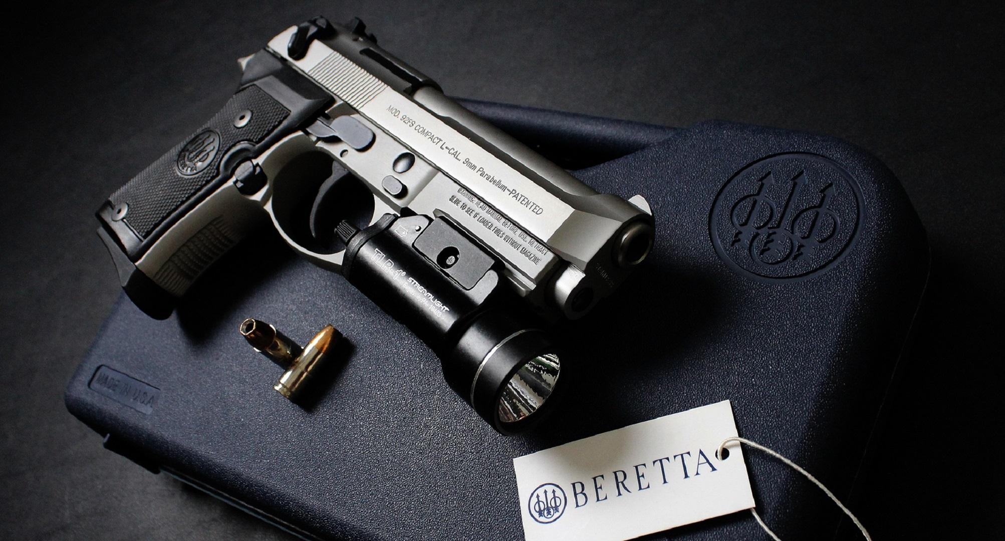 Beretta 92fs 4k