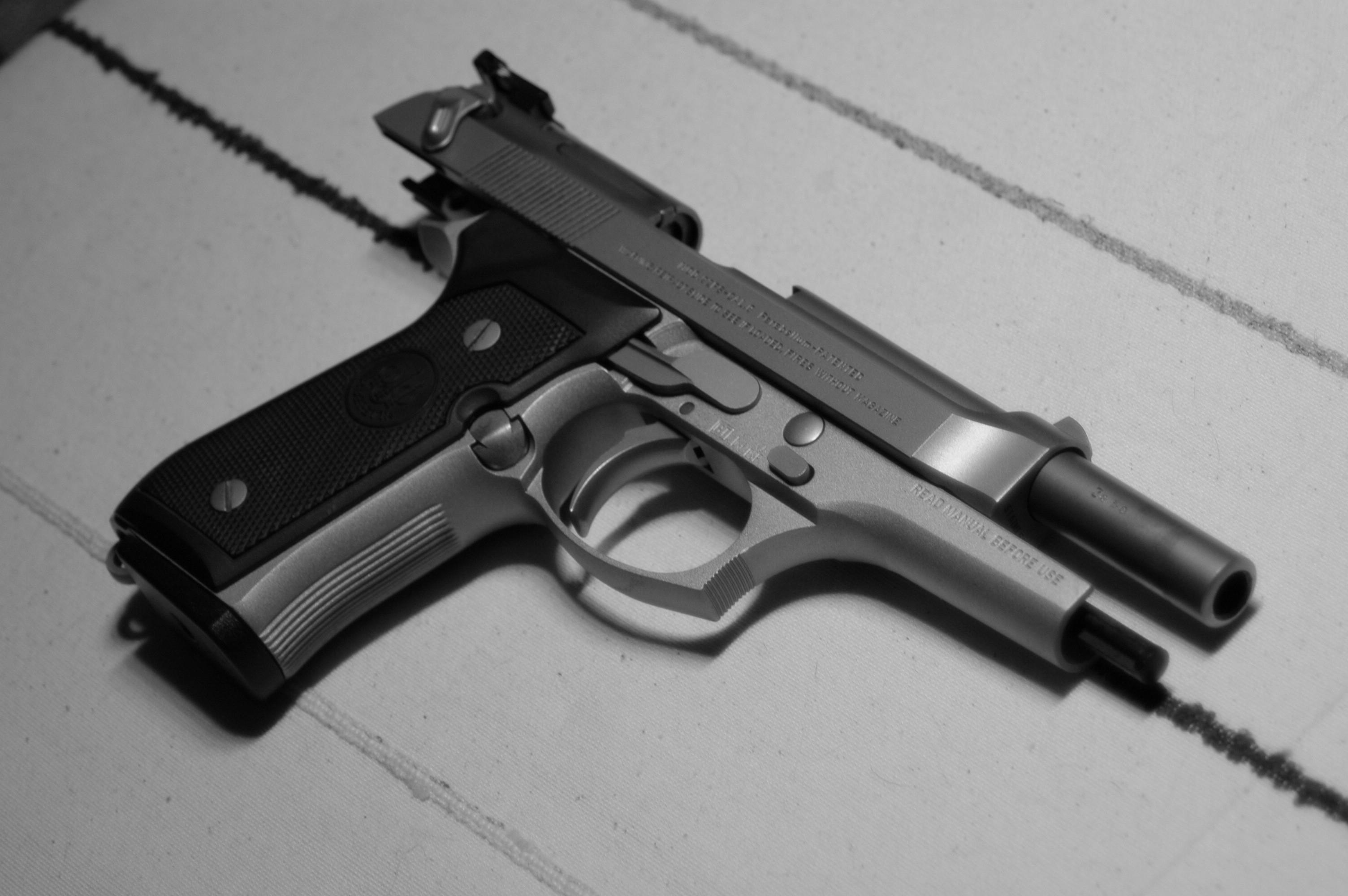 Beretta 92fs Widescreen