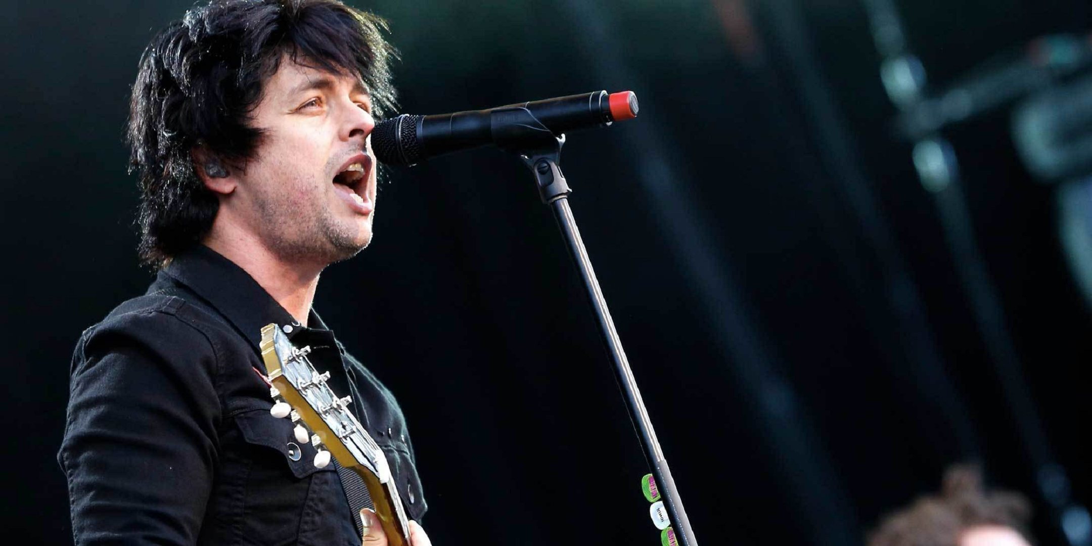 Billie Joe Armstrong 4k
