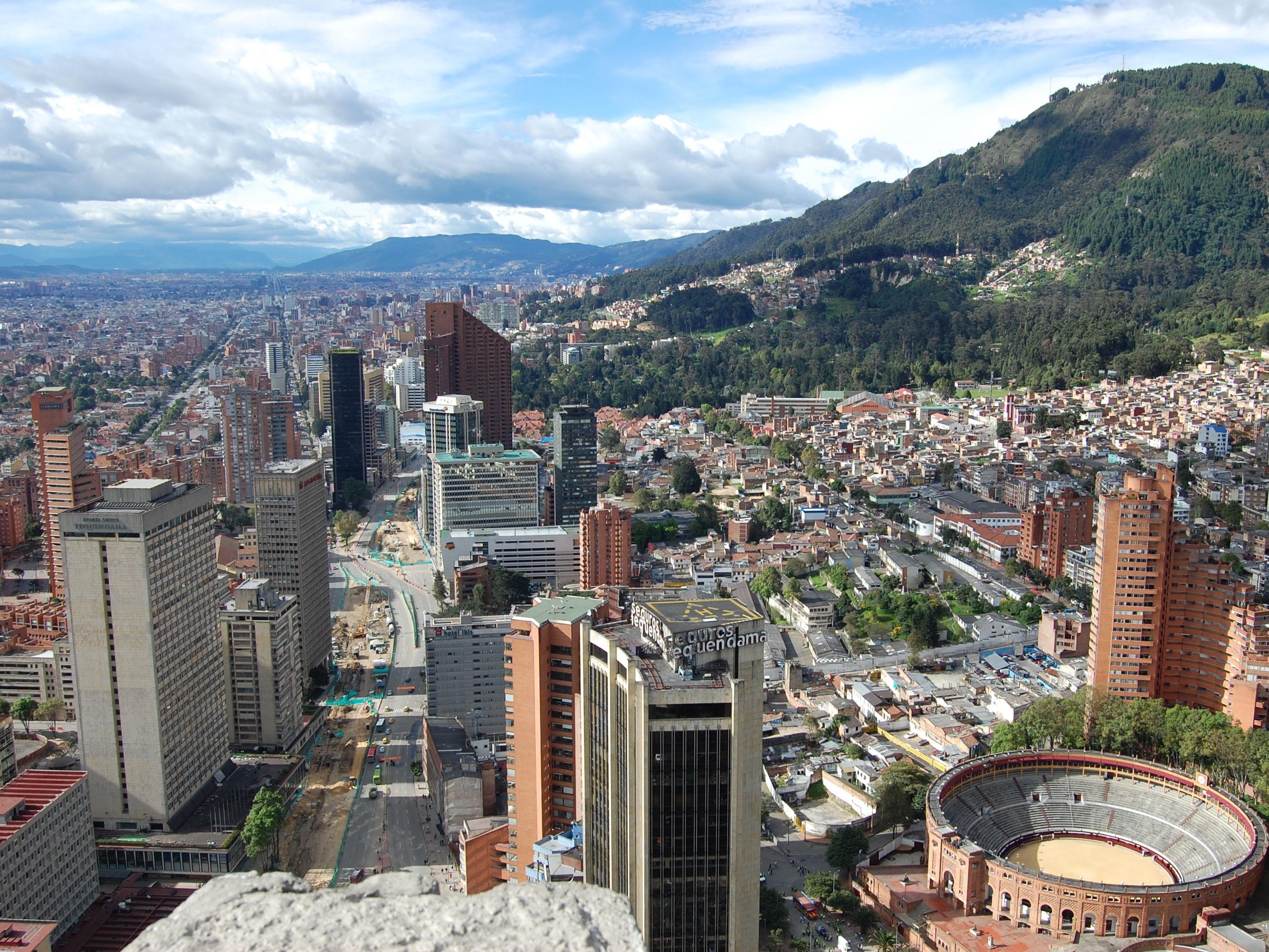 Bogota Wallpaper