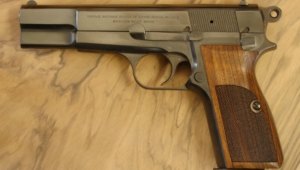 Browning Hi Power Desktop