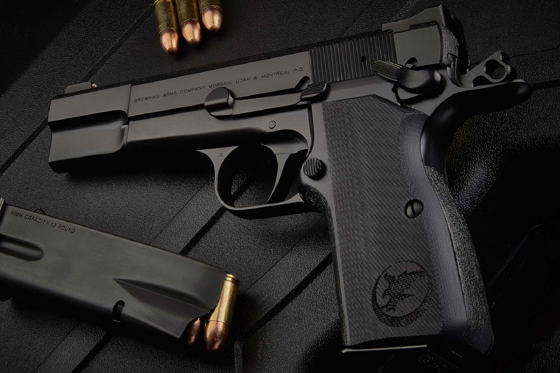 Browning Hi Power High Quality Wallpapers