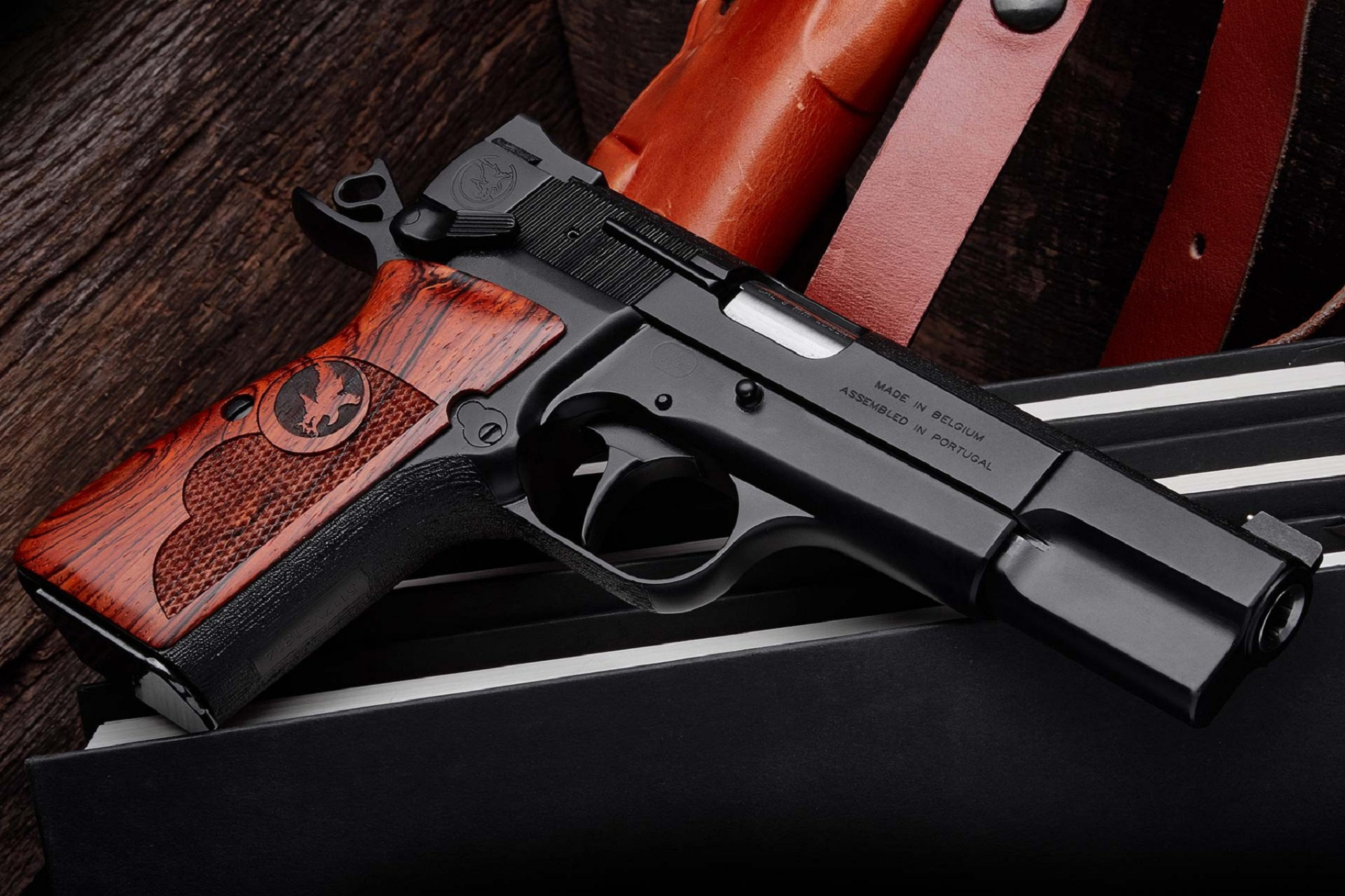 Browning Hi Power Images