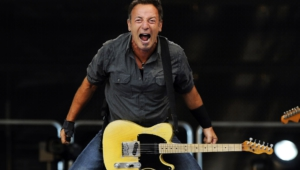 Bruce Springsteen 4k