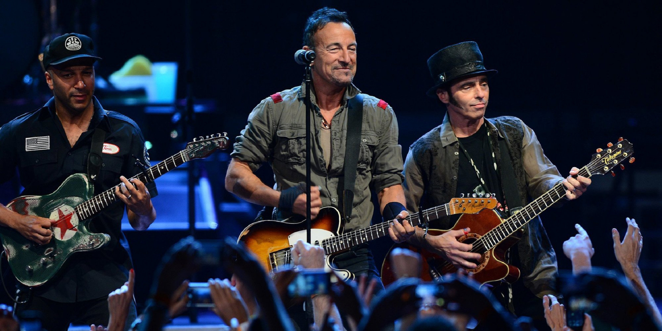 Bruce Springsteen For Desktop