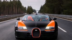Bugatti Veyron High Definition