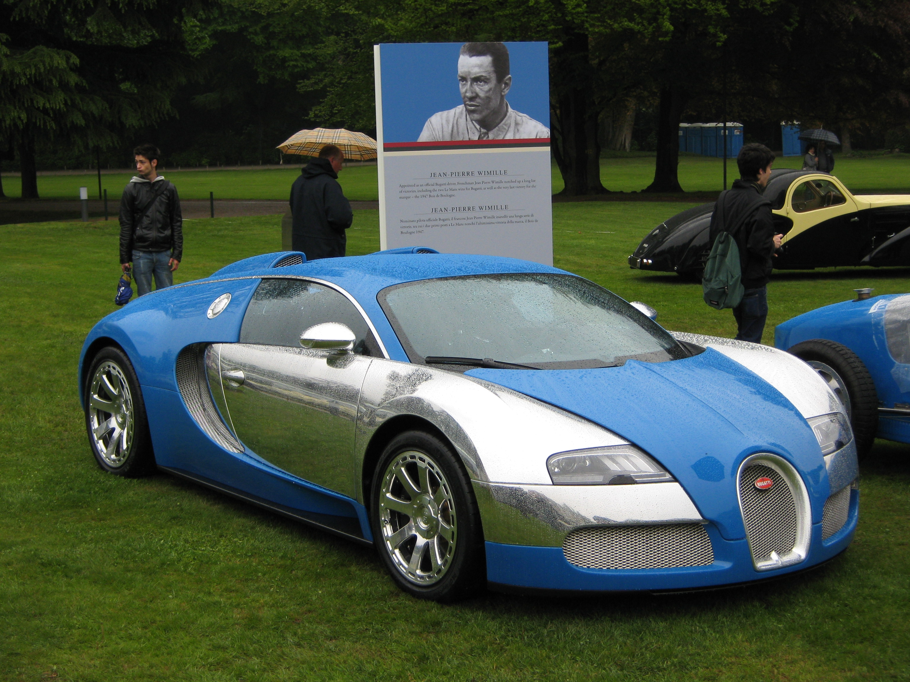 Bugatti Veyron Wallpapers Hq