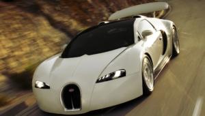 Bugatti Veyron Widescreen