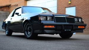 Buick Grand National Background
