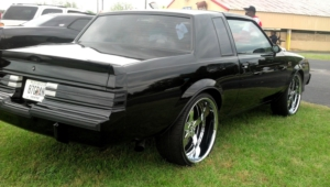 Buick Grand National Hd Desktop