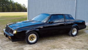 Buick Grand National High Quality Wallpapers