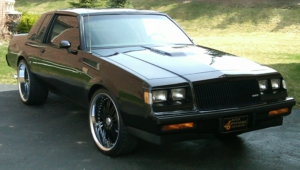 Buick Grand National Photos