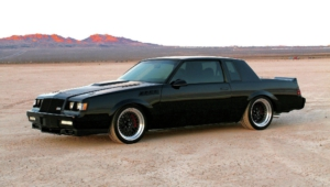 Buick Grand National Pictures