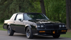Buick Grand National For Desktop