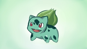 Bulbasaur High Definition Wallpapers