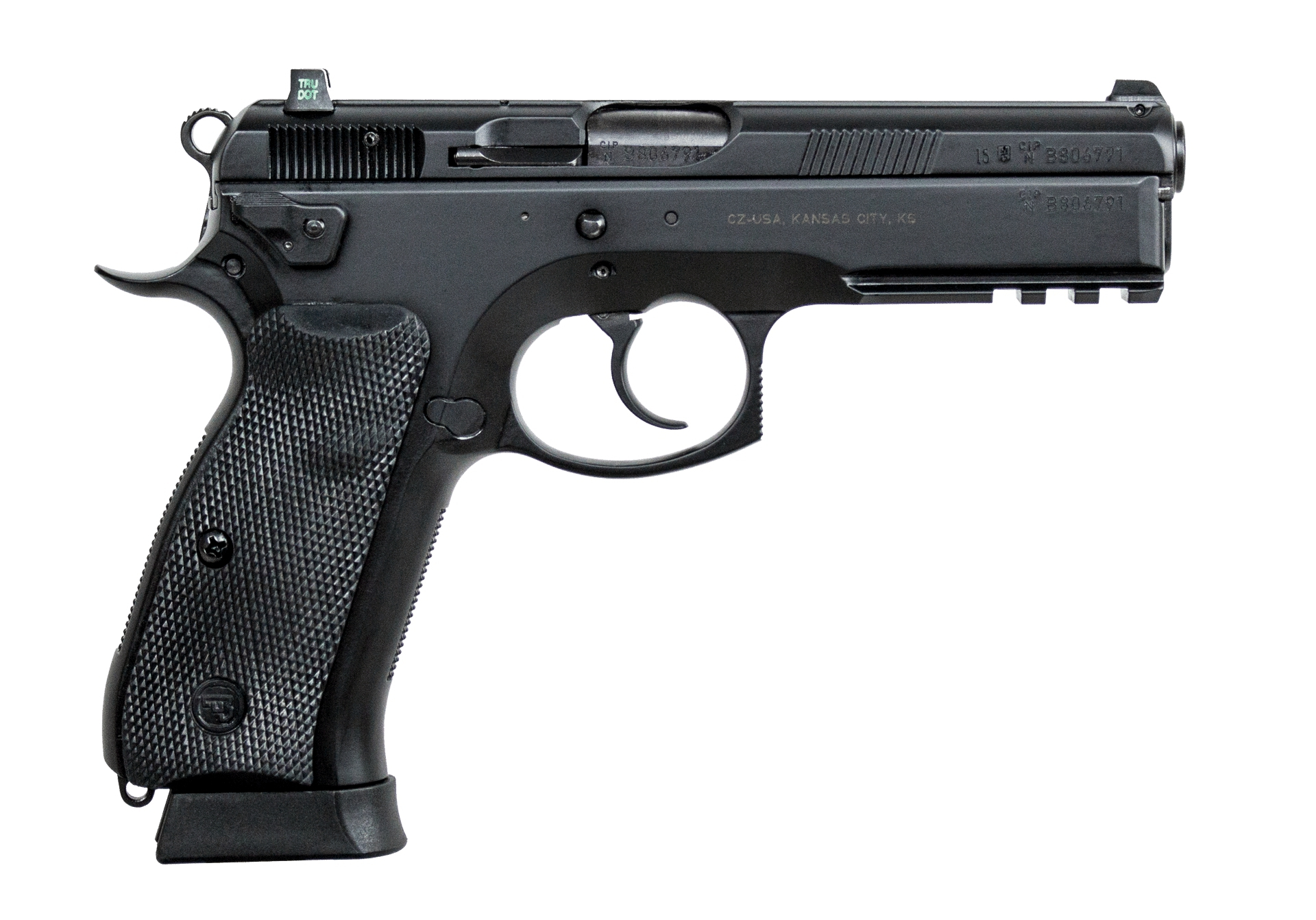 CZ 75 SP-01