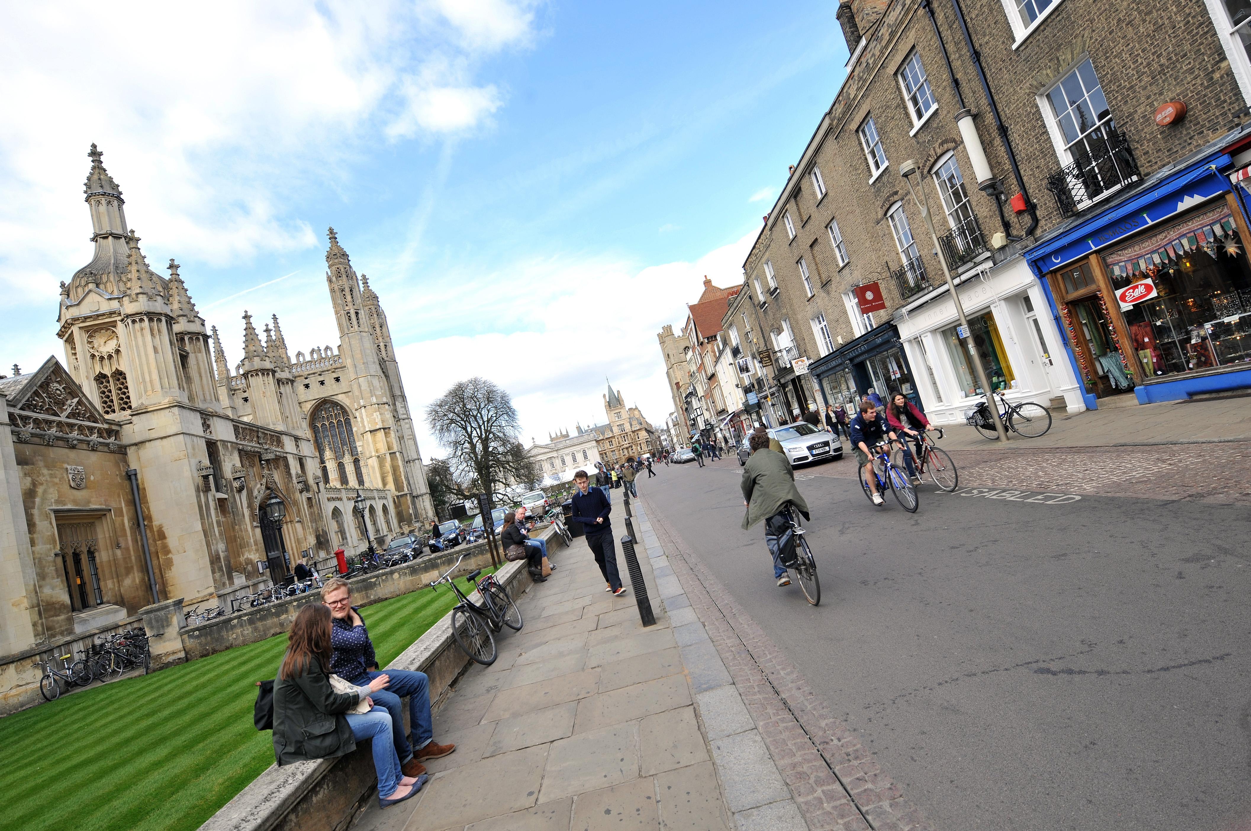 Cambridge 4k