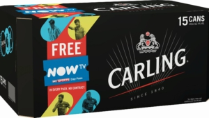 Carling Wallpaper