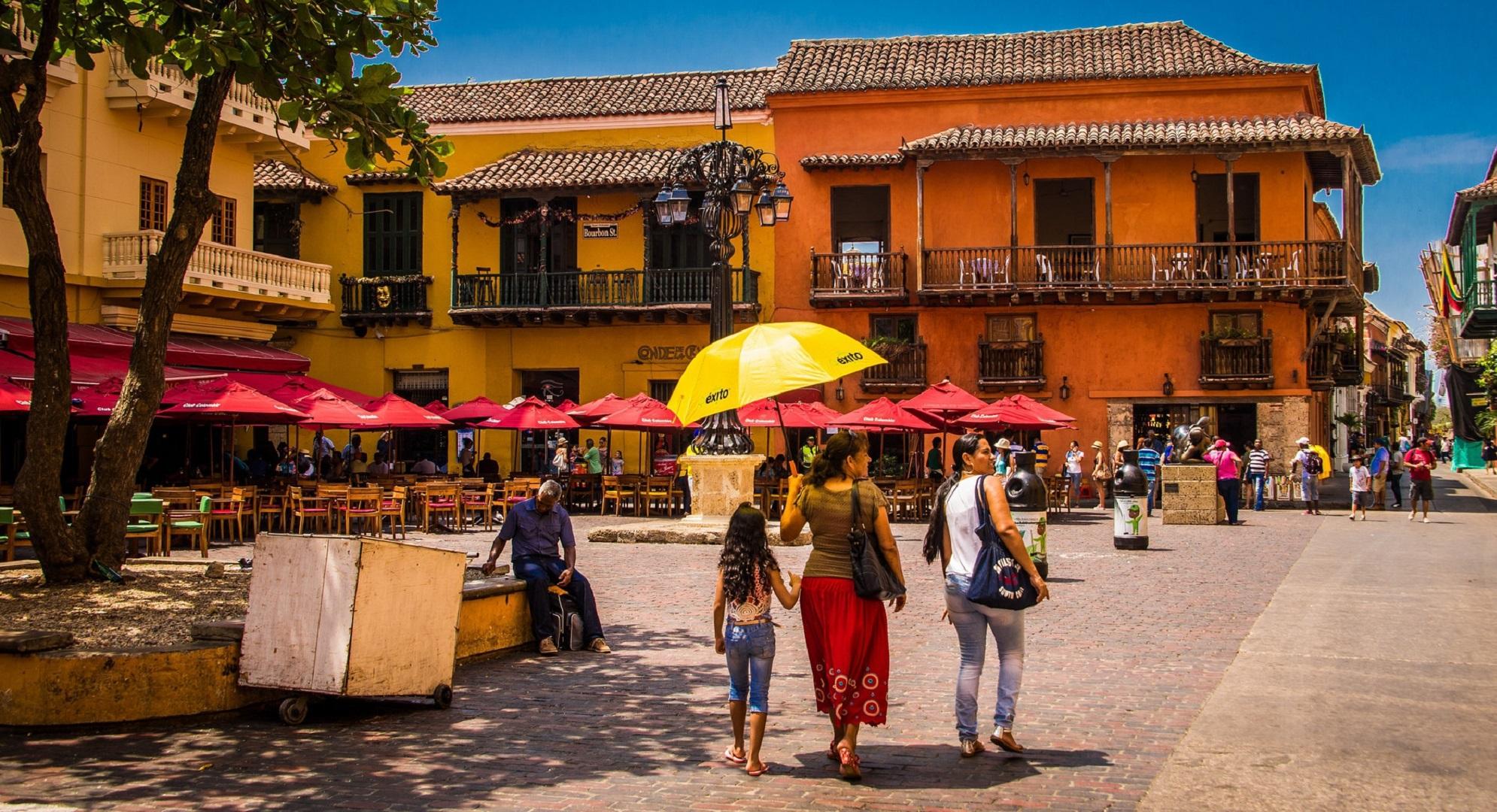 Cartagena Background