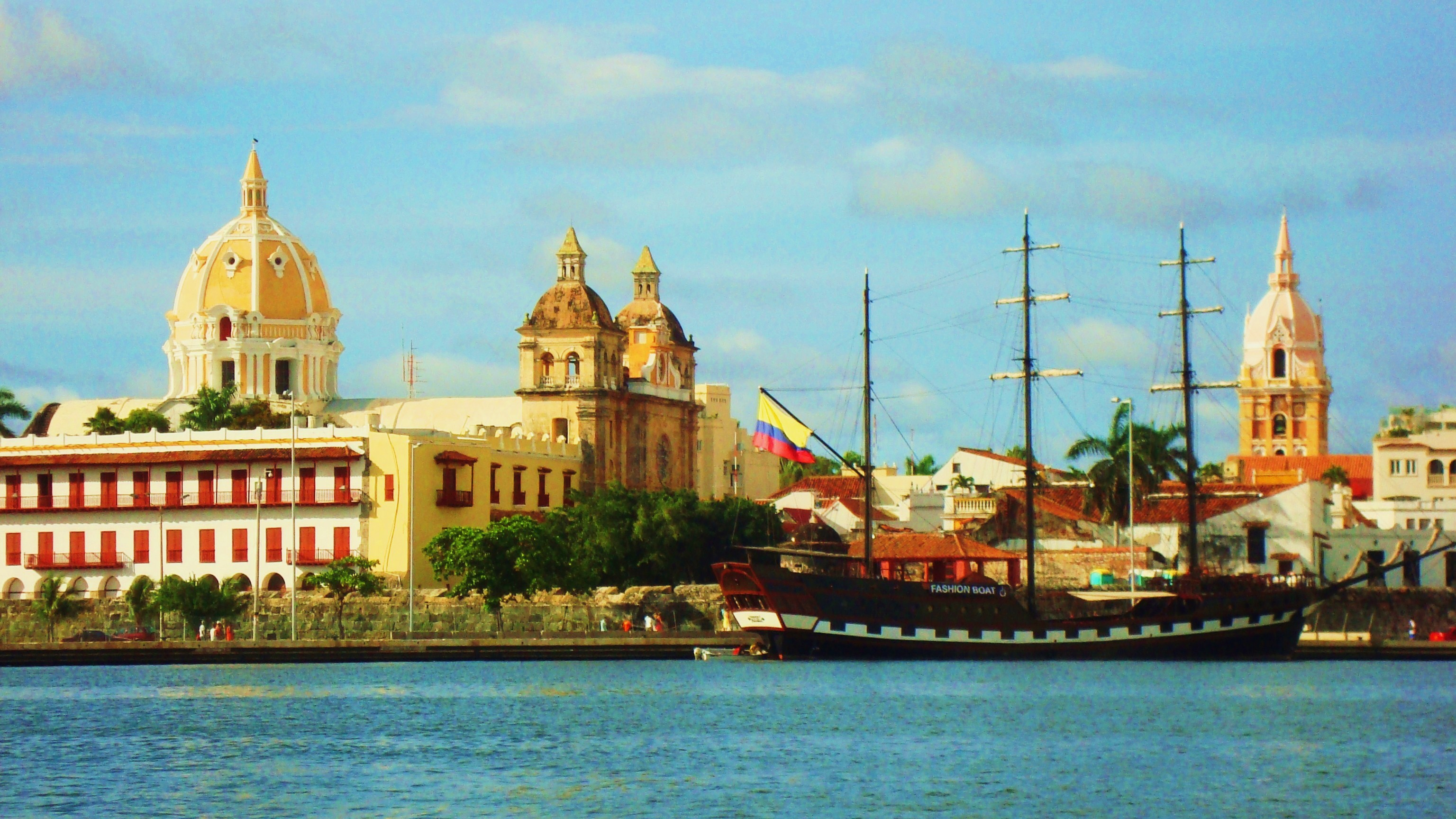 Cartagena Hd Desktop